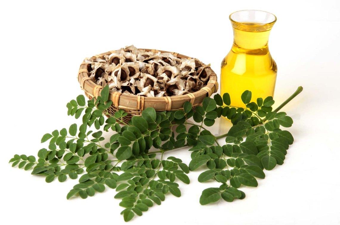 Cách sử dụng, Công dụng Tinh Dầu Chùm ngây (Moringa Seed Oil)